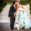 SPOSI CON IL CANE BENEVENTO WEDDING DOG SITTER