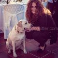 ELISA GUIDARELLI WEDDING DOG SITTER