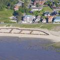 Luftbild Ferienwohnung Strandkoenig - Dünenweg 1