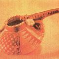 Obredna vaza s kljunom za lijevanje. Sialk nekropola B oko 1000, godine pr. Krista. Teheran, Arheološki muzej