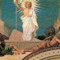 Jean Flandrin, Krist ustaje iz groba