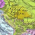 Hrvatska u vrijeme sukoba sa Avarima.