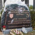 Spomenik na Bleiburgu