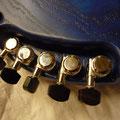 Griffsaiten-Mechanik: Schaller Mini-Lock mit Echtholzflügel in Palisander