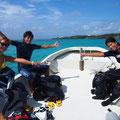 沖縄 近く 癒しの離島 ヨロン島 ゆったりダイビング