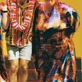 """Great Big Mama, 2002, """"Elvis, die Show-sein Leben"""""""