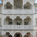 Villa Fernsicht - Landseite