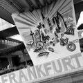 Flughafen Graffiti Frankfurt Germany streetphoto by Mary Kwizness