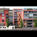 Frankfurt Westhafen Gutleutviertel © Mary Kwizness