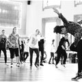 Federica Loredan Afro House Workshop Eve Dance Festival 2014 by Mary Kwizness