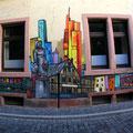 Artmos4 Sachsenhausen Graffiti Frankfurt Germany streetphoto by Mary Kwizness