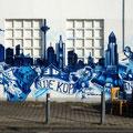 Bomber Eschersheim Graffiti Frankfurt Germany streetphoto by Mary Kwizness