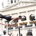 Calisthenics Frankfurt World Pull Up Day 2015 by Mary Kwizness