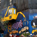 semiok Balat Graffiti Istanbul Turkey streetphoto by Mary Kwizness