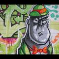 Höchst Graffiti Frankfurt Germany streetphoto by Mary Kwizness