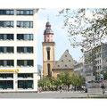 Frankfurt Rossmarkt © Mary Kwizness