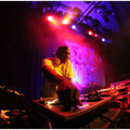 DJ Skeme Richards at Funk Connection 2015 Schaffhausen Switzerland by Mary Kwizness