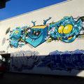 Art of Sool Oststern Graffiti Frankfurt Germany streetphoto by Mary Kwizness