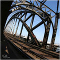 Frankfurt Deutschherrnbrücke © Mary Kwizness