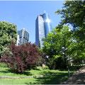 Frankfurt Taunusanlage © Mary Kwizness
