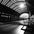 Frankfurt Hauptbahnhof © Mary Kwizness