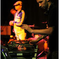 DJ Plash at Ghetto Soul Mannheim 2014 by Mary Kwizness
