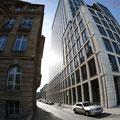 Frankfurt Bankenviertel © Mary Kwizness