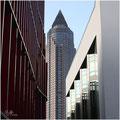 Frankfurt Messeturm Europaviertel © Mary Kwizness