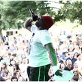 MC Trix World Battle Contest Magic Lake Bensheim Hessentag 2014 by Mary Kwizness