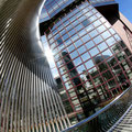 Frankfurt DZ-Bank Platz der Republik © Mary Kwizness