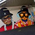 Cor 5starscinco Oststern Graffiti Frankfurt Germany streetphoto by Mary Kwizness