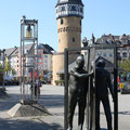 Frankfurt Bockenheimer Warte © Mary Kwizness
