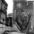 Graffiti Istanbul Turkey streetphoto by Mary Kwizness
