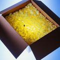Насыпная упаковка, сыпучий материал -наполнитель (заполнитель)