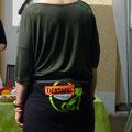 schöner Rücken..... zu warm für unsere neuen Sweatshirts