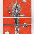 「分裂と猿剣」2011.6.21