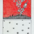 「噴出」2011.9.18