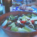 Salat mit Allerlei