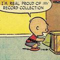 「このレコードコレクションは、本当に僕の誇りなんだ。」
