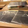 狂気だけでも、オリジナル、MOFI盤、30周年盤、2011年リマスター盤 それぞれ音が違います。