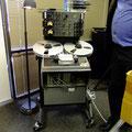パラヴィチーニがカスタマイジングしたATRテープマシン。