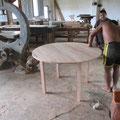Der runde Tisch nimmt formen an