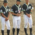 中央:小林さん(JR北海道) 最高殊勲選手賞受賞