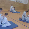 Training Dresden 2013 Kojin Karate Do