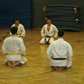 Training Dresden 2012 Kojin Karate Do