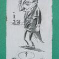[504] ENRICO BERTELLI Peppone e Don Camillo cameriere