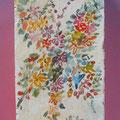 [469] MILA MANTOVANI 1. Farfalla di fiori