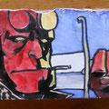 """[624] FABIO D'AURIA """"Hellboy"""""""