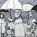 """[678] JESSICA TECCHIATO """"Giornata piovosa"""""""