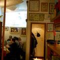 La mitica ritirata del mitico ristorante col mitico Cattivik del mitico Bonfa